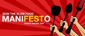 Slow Food Manifesto